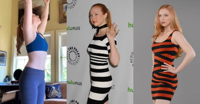 51 Molly C. Quinn Massive Booty Pictures Are Pure Love