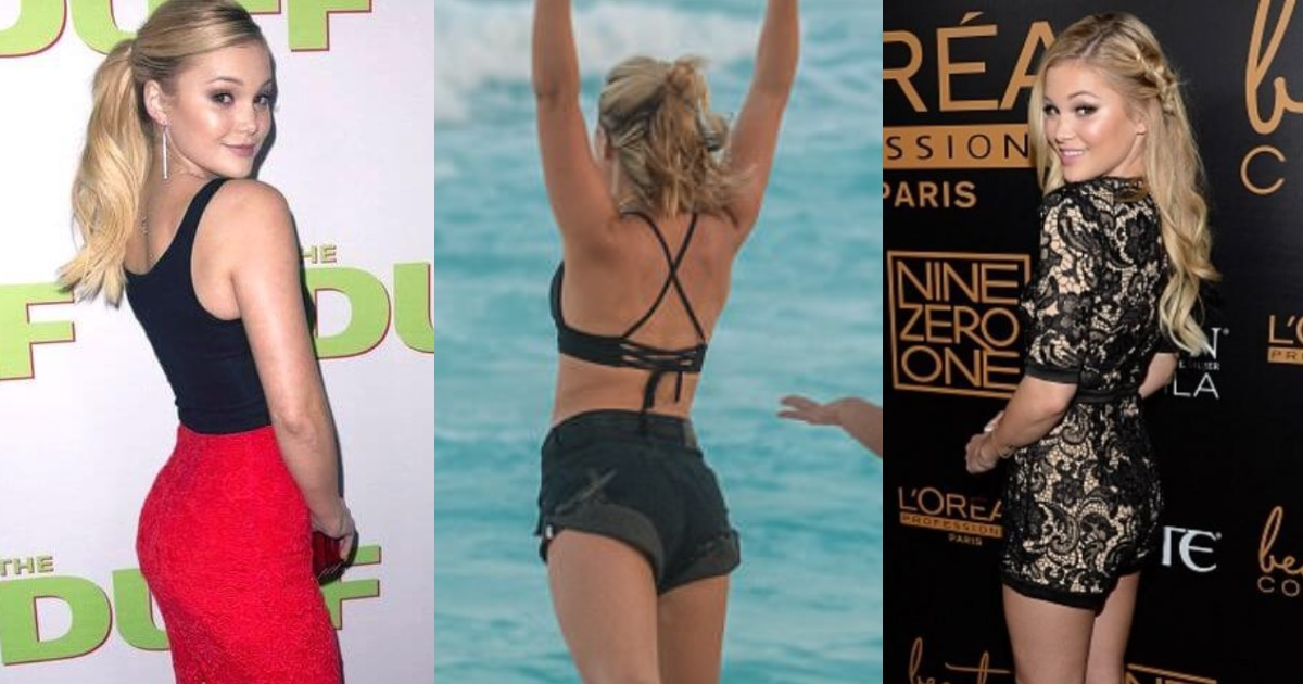51 Olivia Holt Big Butt Pictures Will Make You Fall In Love