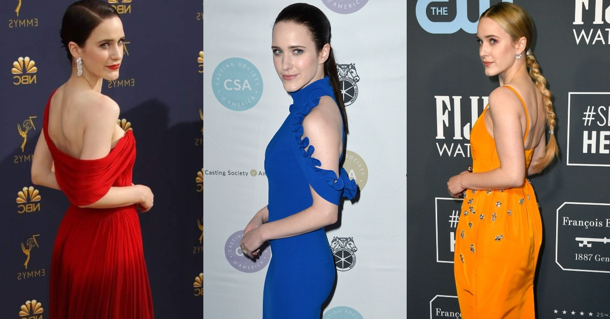 51 Rachel Brosnahan Big Butt Pictures Of All Time