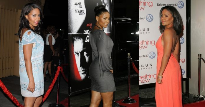 51 Sanaa Lathan Big Butt Pictures Will Make You Fall In Love