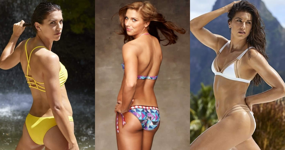 51 Sexiest Alex Morgan Butt Pictures Which Will Shake Your Reality