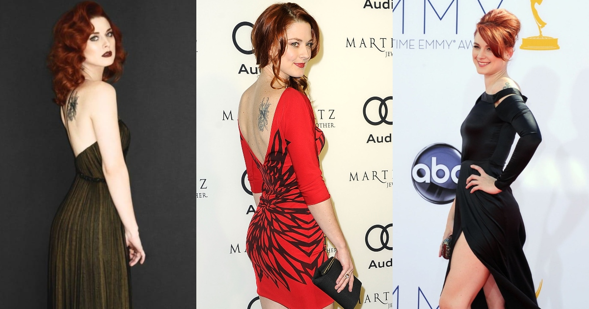 51 Sexiest Alexandra Breckenridge Butt Pictures Which Will Shake Your Reality