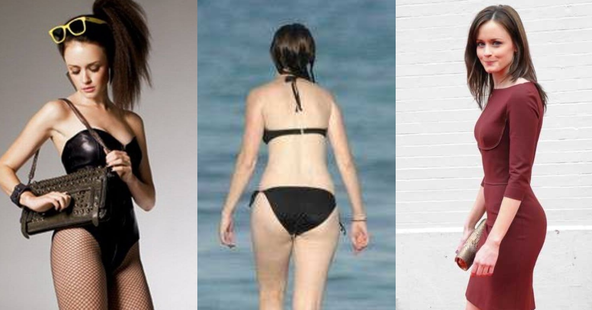 51 Sexiest Alexis Bledel Butt Pictures Which Will Shake Your Reality