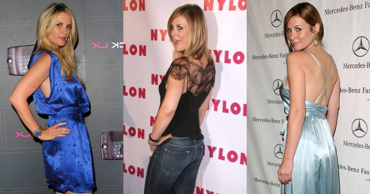 51 Sexiest Bonnie Somerville Butt Pictures Are Hot As Hellfire