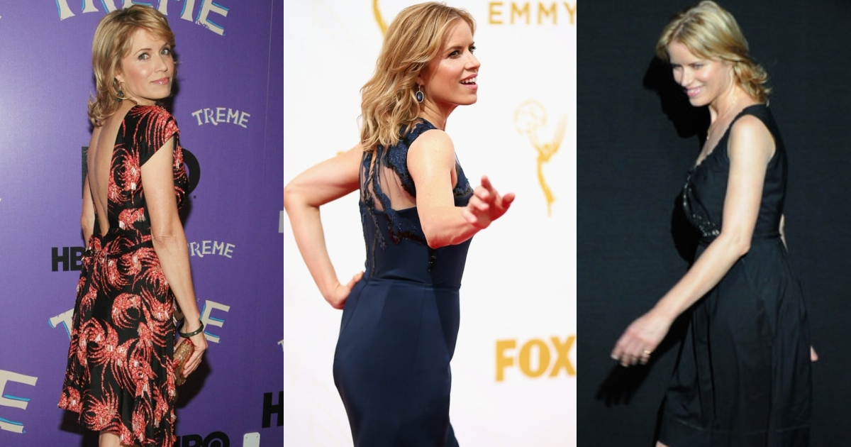 51 Sexiest Kim Dickens Butt Pictures Are Hot As Hellfire
