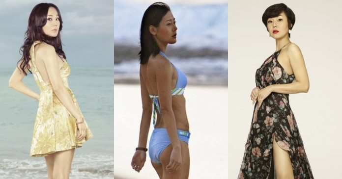 51 Yunjin Kim Big Butt Pictures Will Drive You Nuts