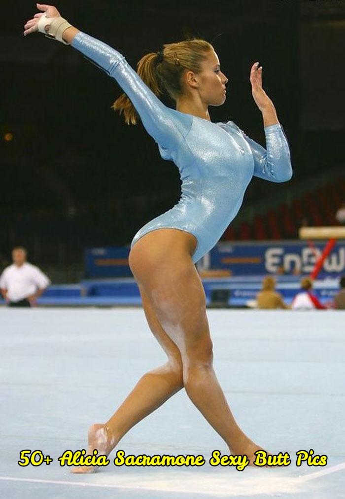 Alicia Sacramone Sexy Butt Pics