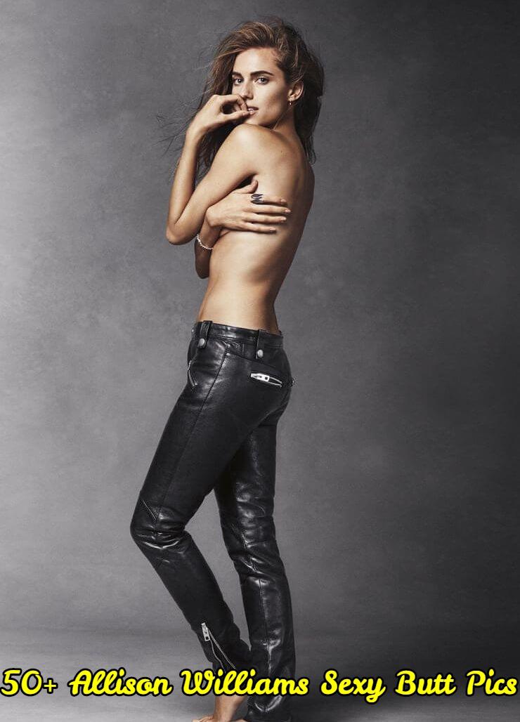 Allison Williams Sexy Butt Pics