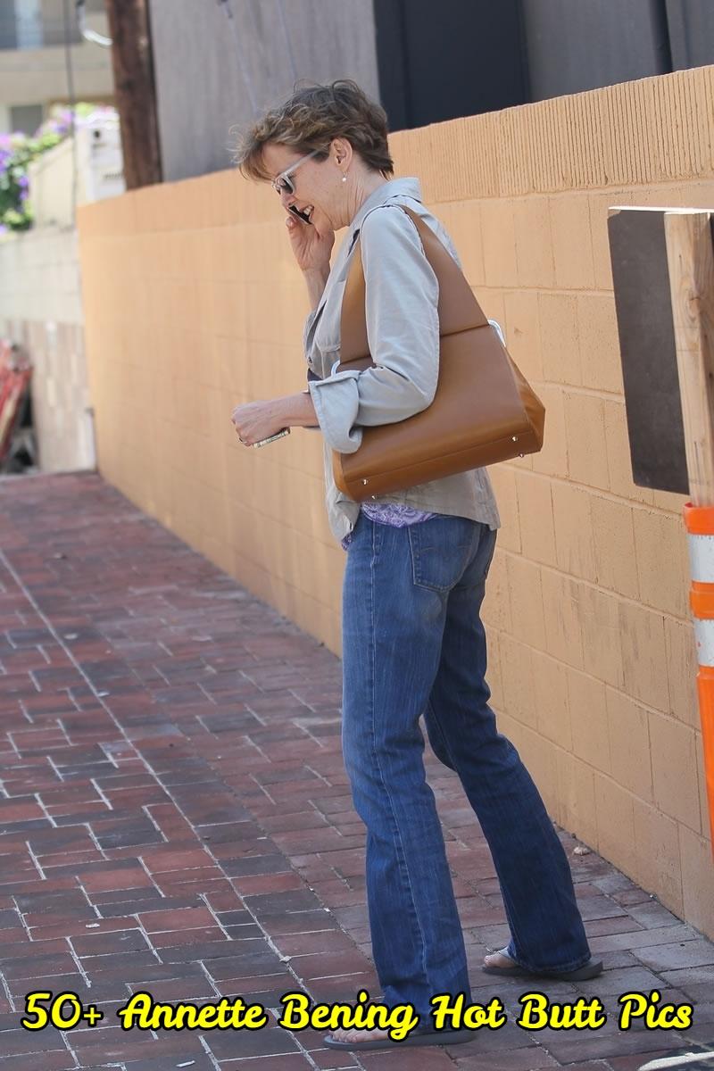 Annette Bening Hot Butt Pics