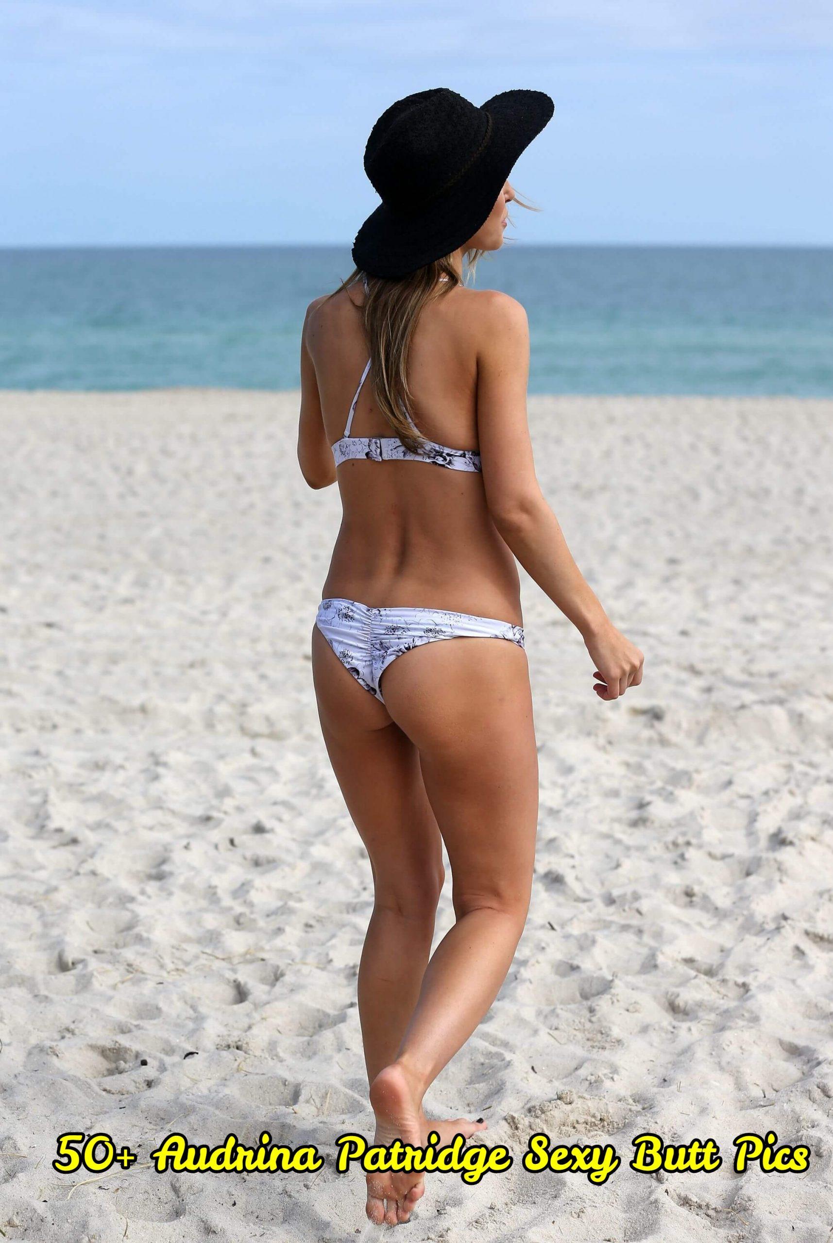 Audrina Patridge Sexy Butt Pics
