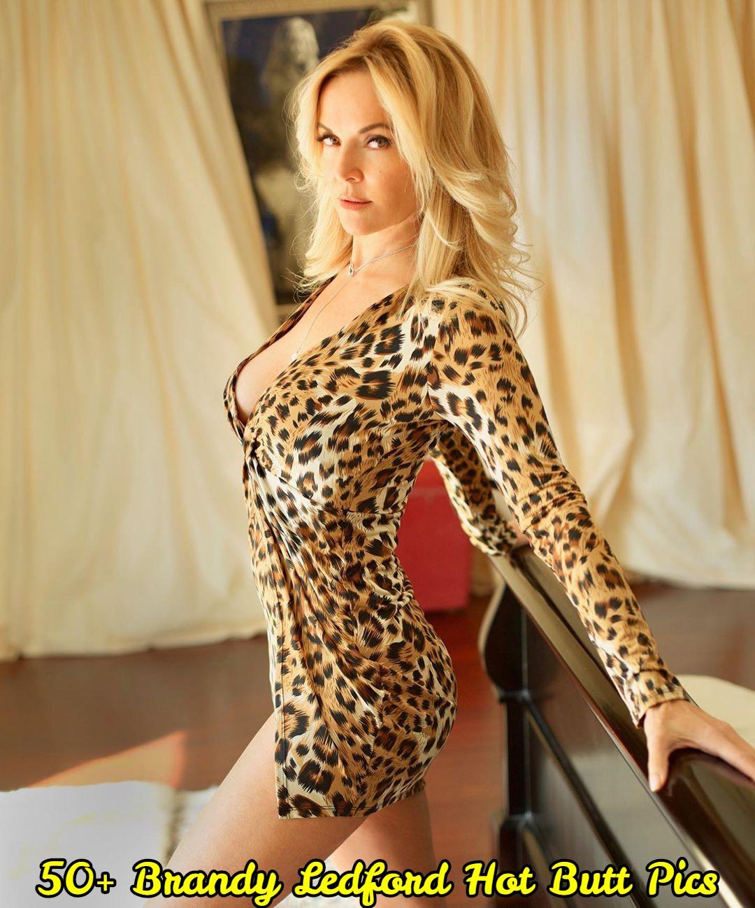 Brandy Ledford Hot Butt Pics