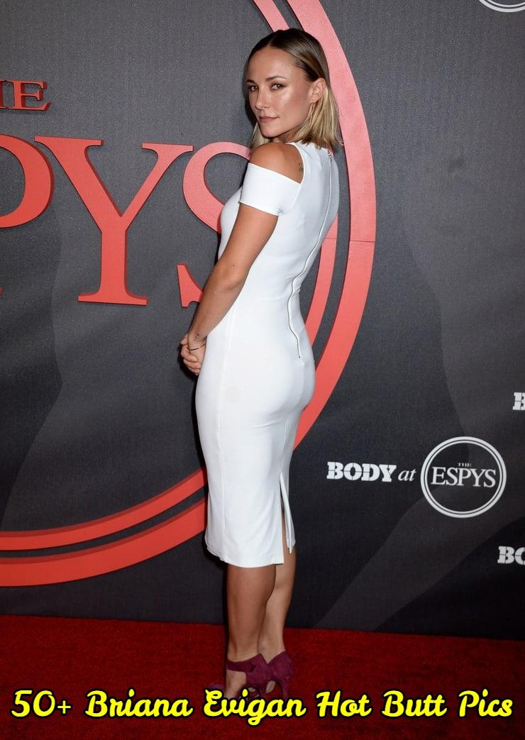 Briana Evigan Hot Butt Pics