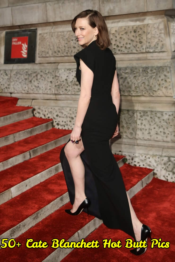 Cate Blanchett Hot Butt Pics
