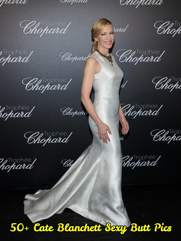Cate Blanchett Sexy Butt Pics