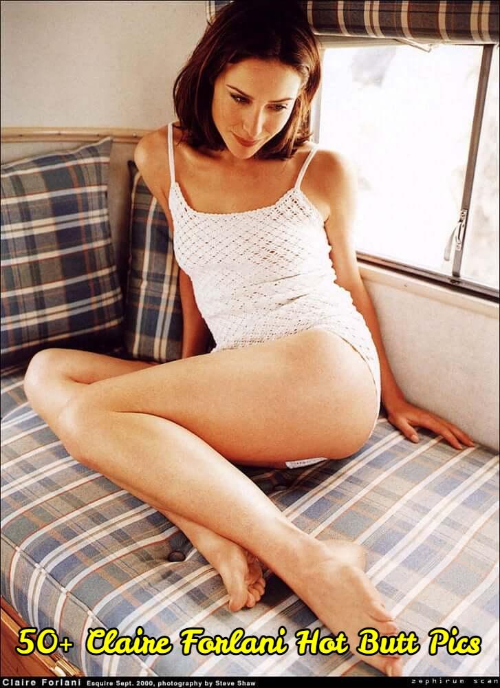 Claire Forlani Hot Butt Pics