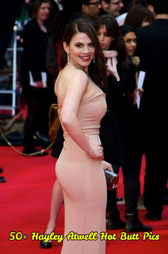 Hayley Atwell Hot Butt Pics