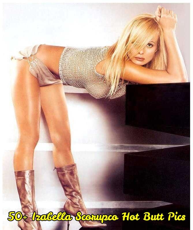 Izabella Scorupco Hot Butt Pics