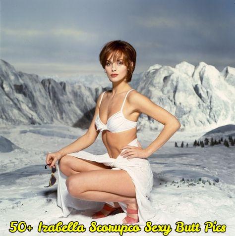 Izabella Scorupco Sexy Butt Pics