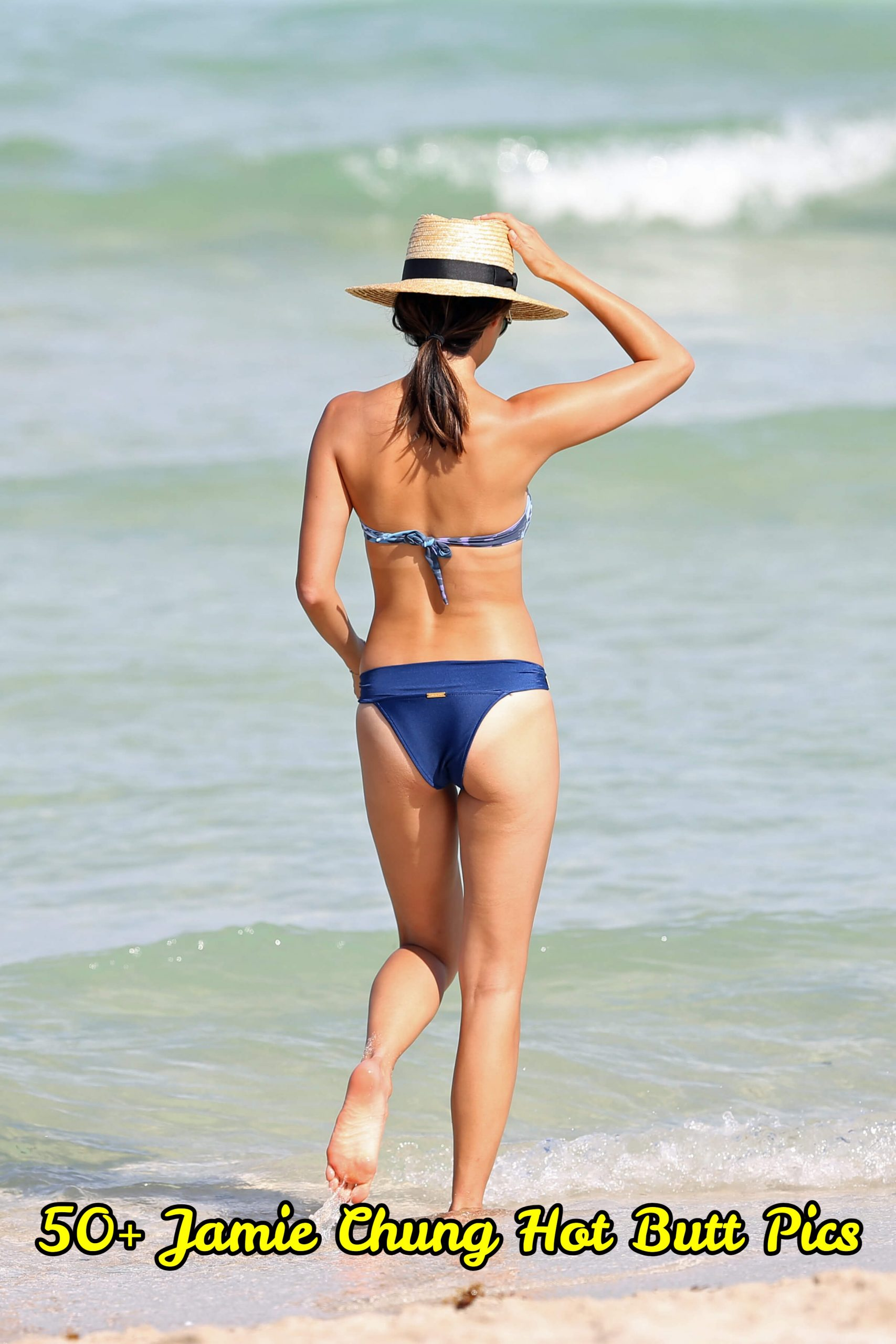 Jamie Chung Hot Butt Pics