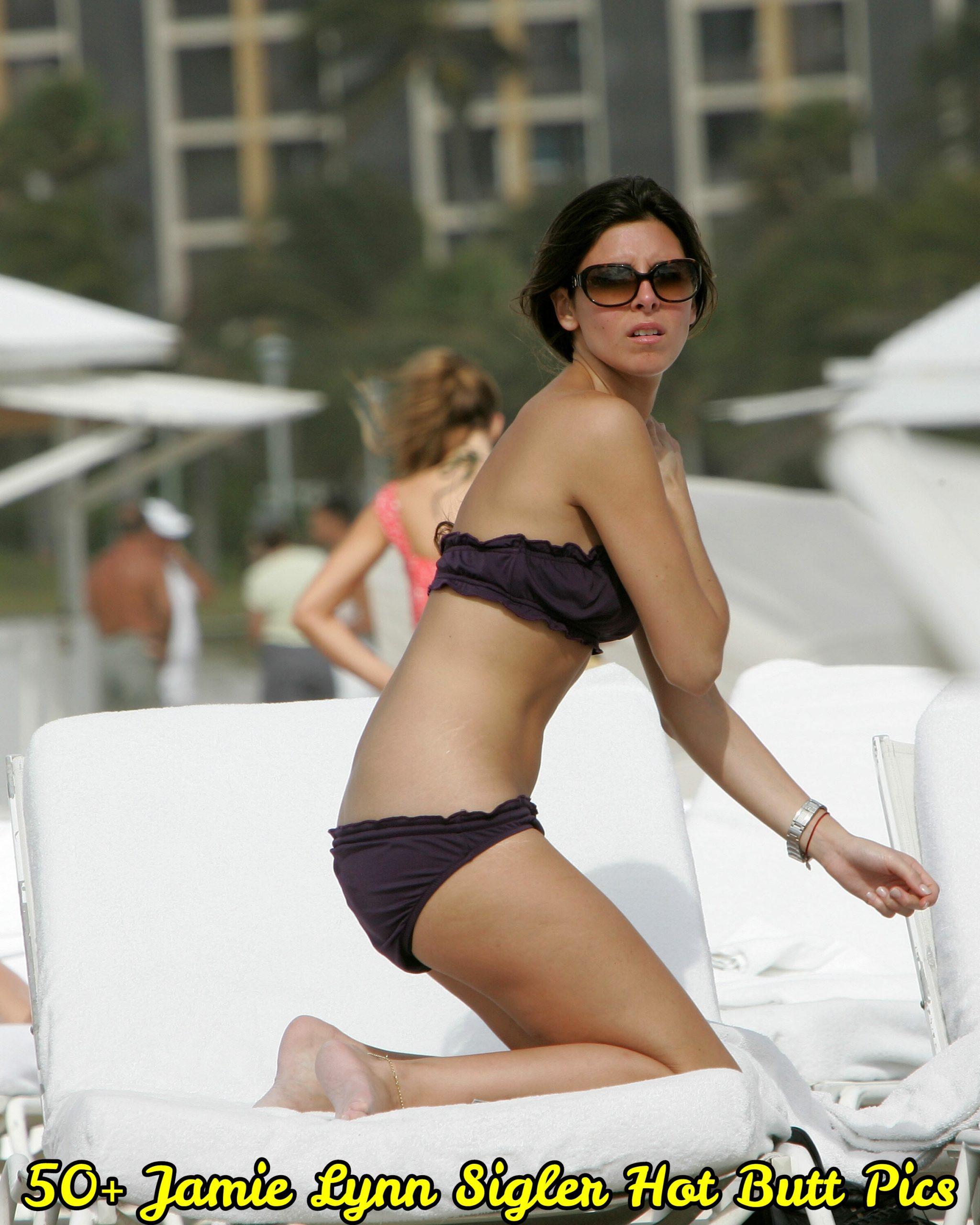 Jamie Lynn Sigler Hot Butt Pics