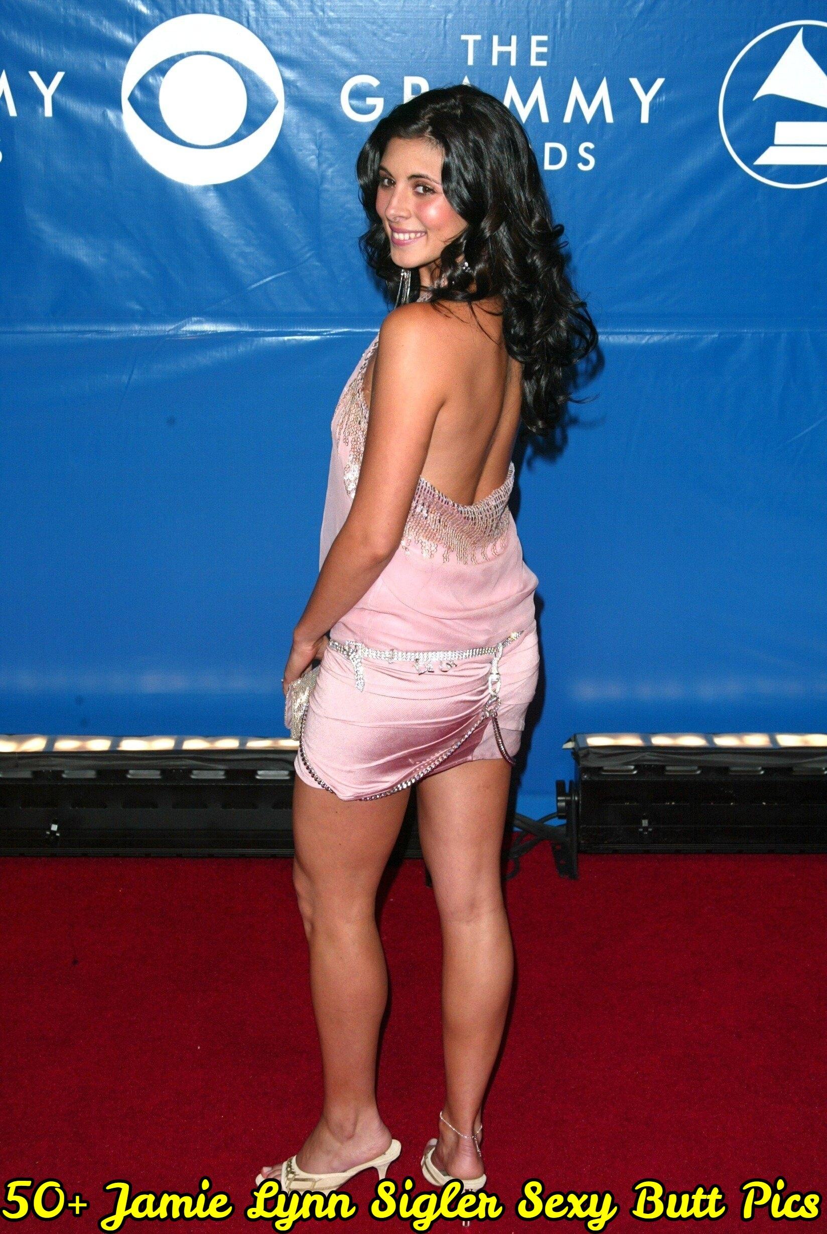 Jamie Lynn Sigler Sexy Butt Pics
