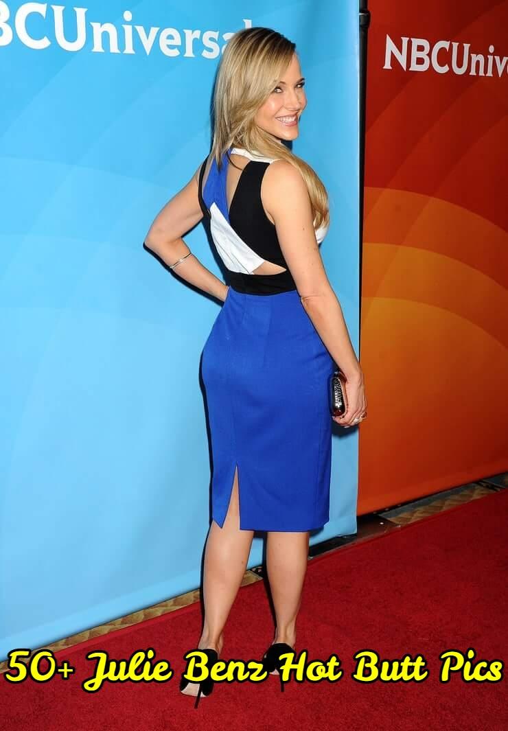 Julie Benz Hot Butt Pics
