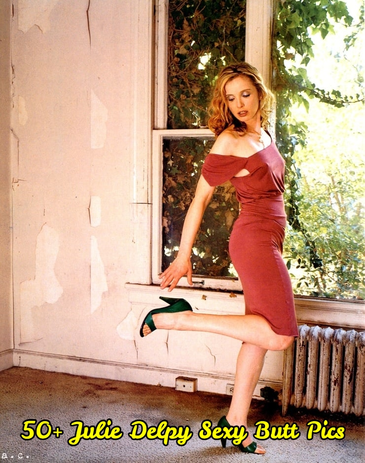 Julie Delpy Sexy Butt Pics