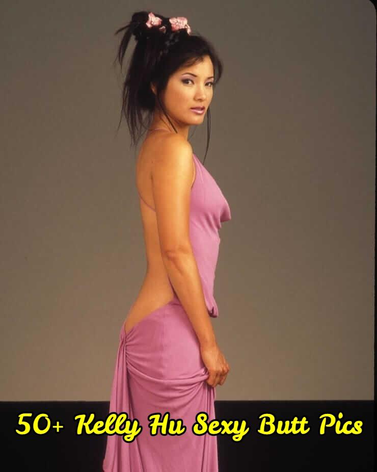 Kelly Hu Sexy Butt Pics
