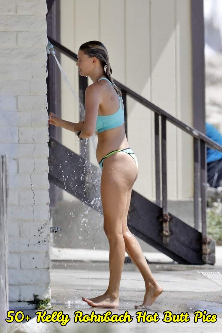 Kelly Rohrbach Hot Butt Pics