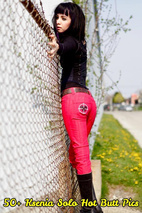 Ksenia Solo Hot Butt Pics