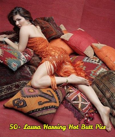 Laura Harring Hot Butt Pics