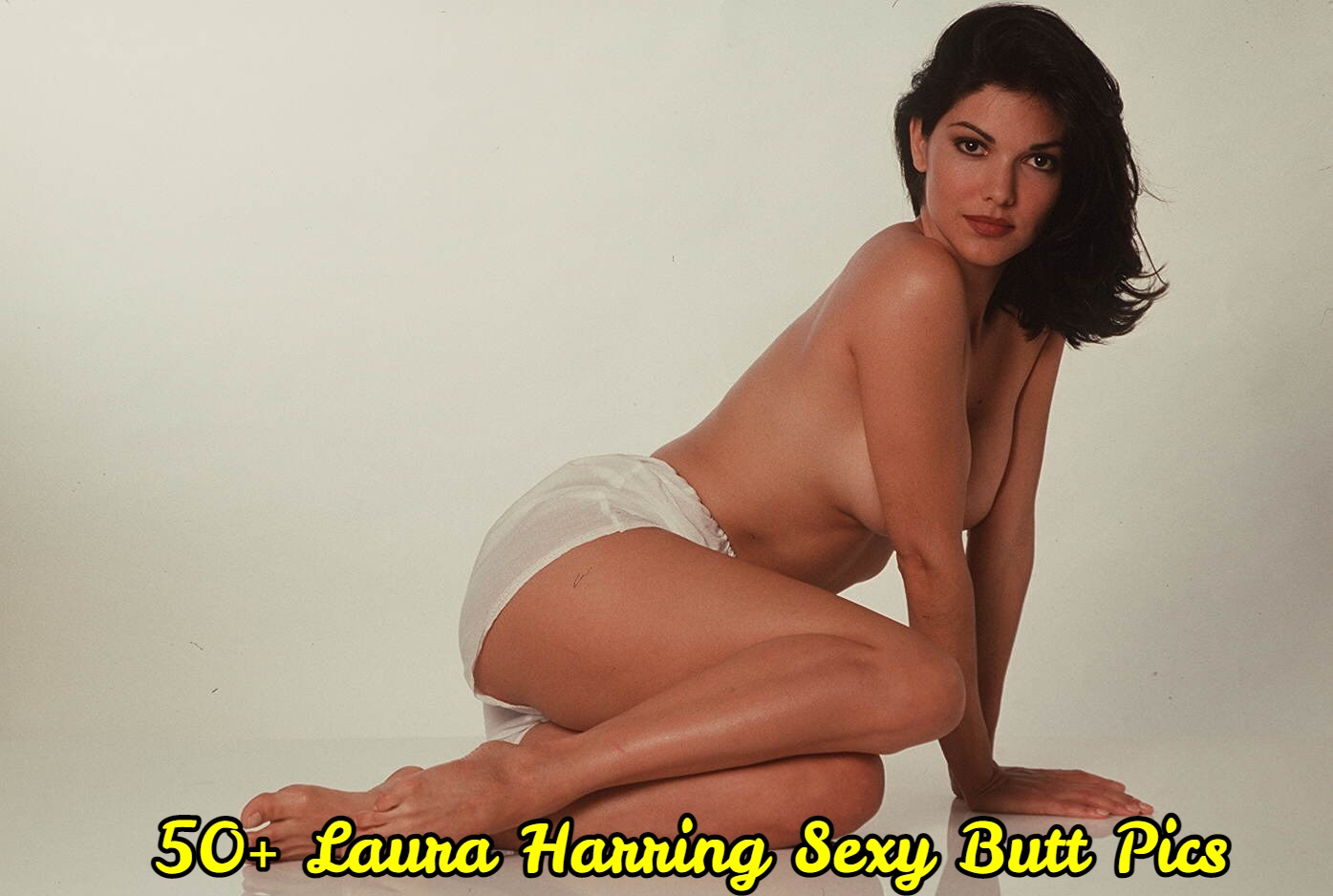 Laura Harring Sexy Butt Pics