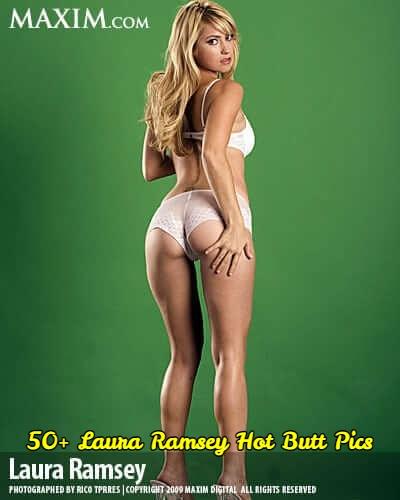 Laura Ramsey Hot Butt Pics