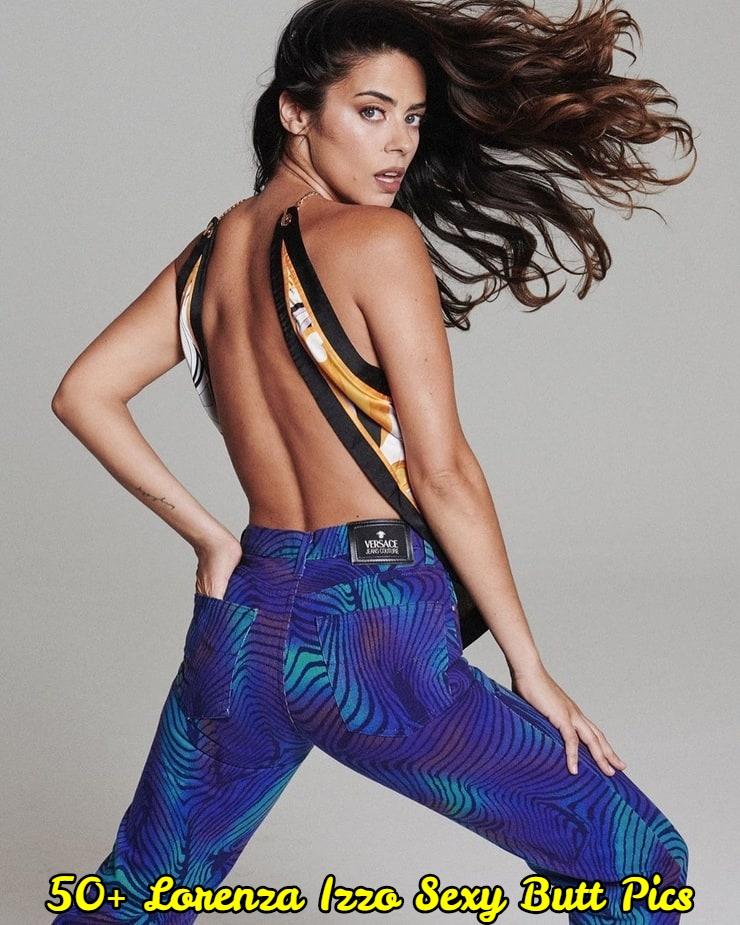 Lorenza Izzo Sexy Butt Pics