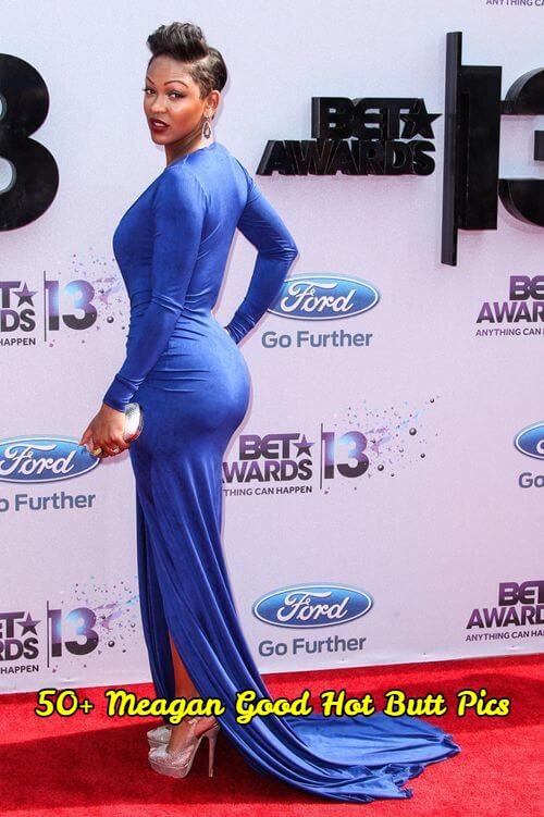 Meagan Good Hot Butt Pics