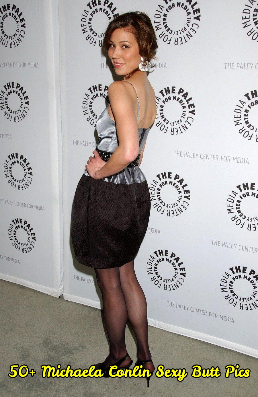 Michaela Conlin Sexy Butt Pics