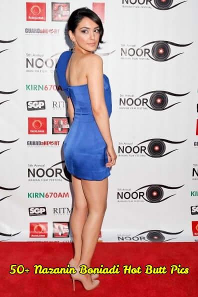 Nazanin Boniadi Hot Butt Pics