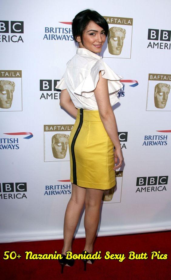 Nazanin Boniadi Sexy Butt Pics