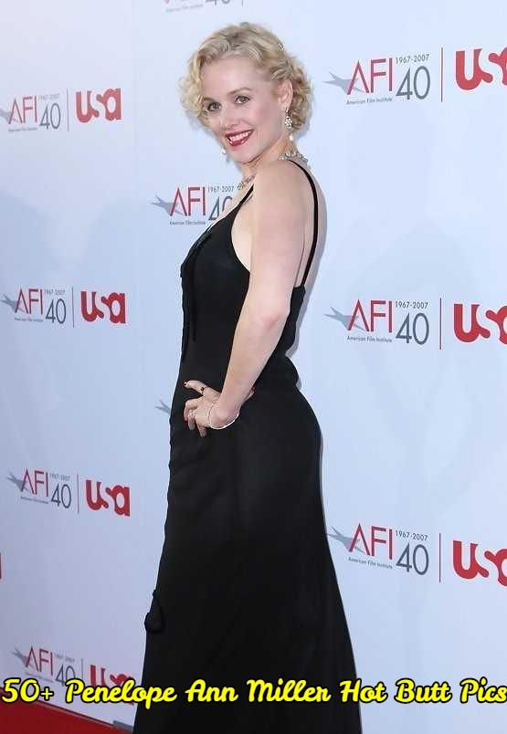 Penelope Ann Miller Hot Butt Pics