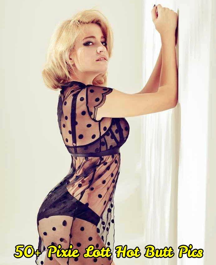 Pixie Lott Hot Butt Pics