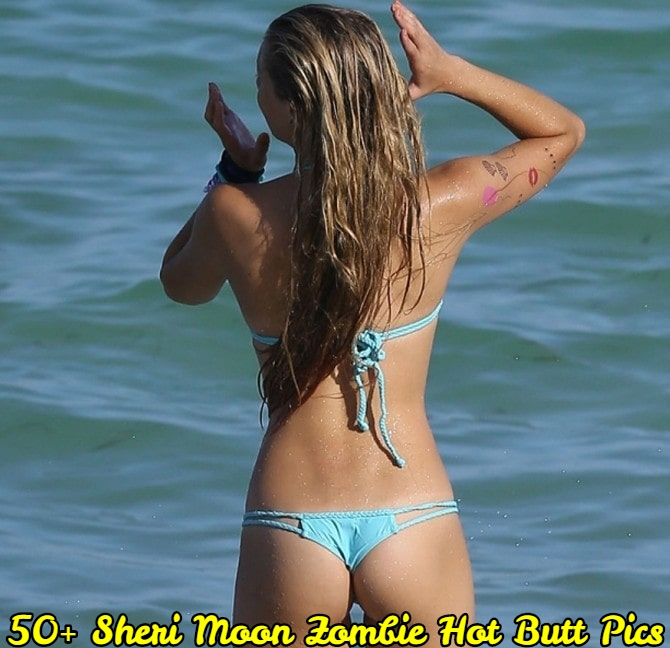 Sheri Moon Zombie Hot Butt Pics