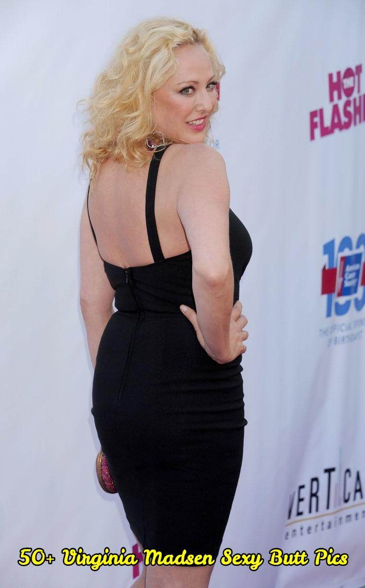 Virginia Madsen Sexy Butt Pics