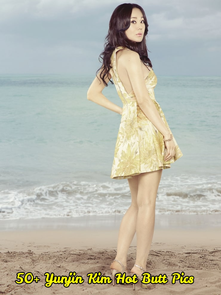 Yunjin Kim Hot Butt Pics
