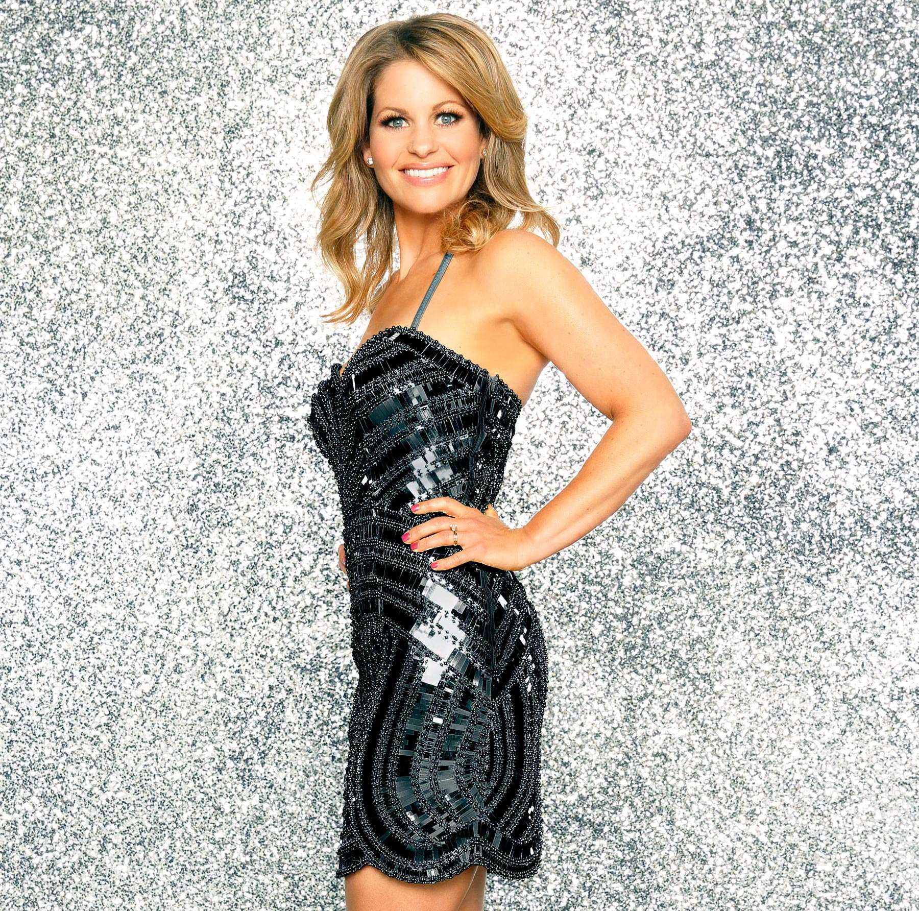candace cameron bure looking sexy