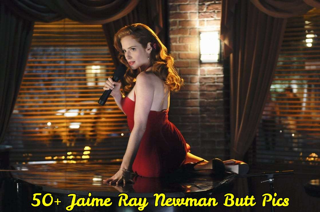 jaime ray newman butt pics