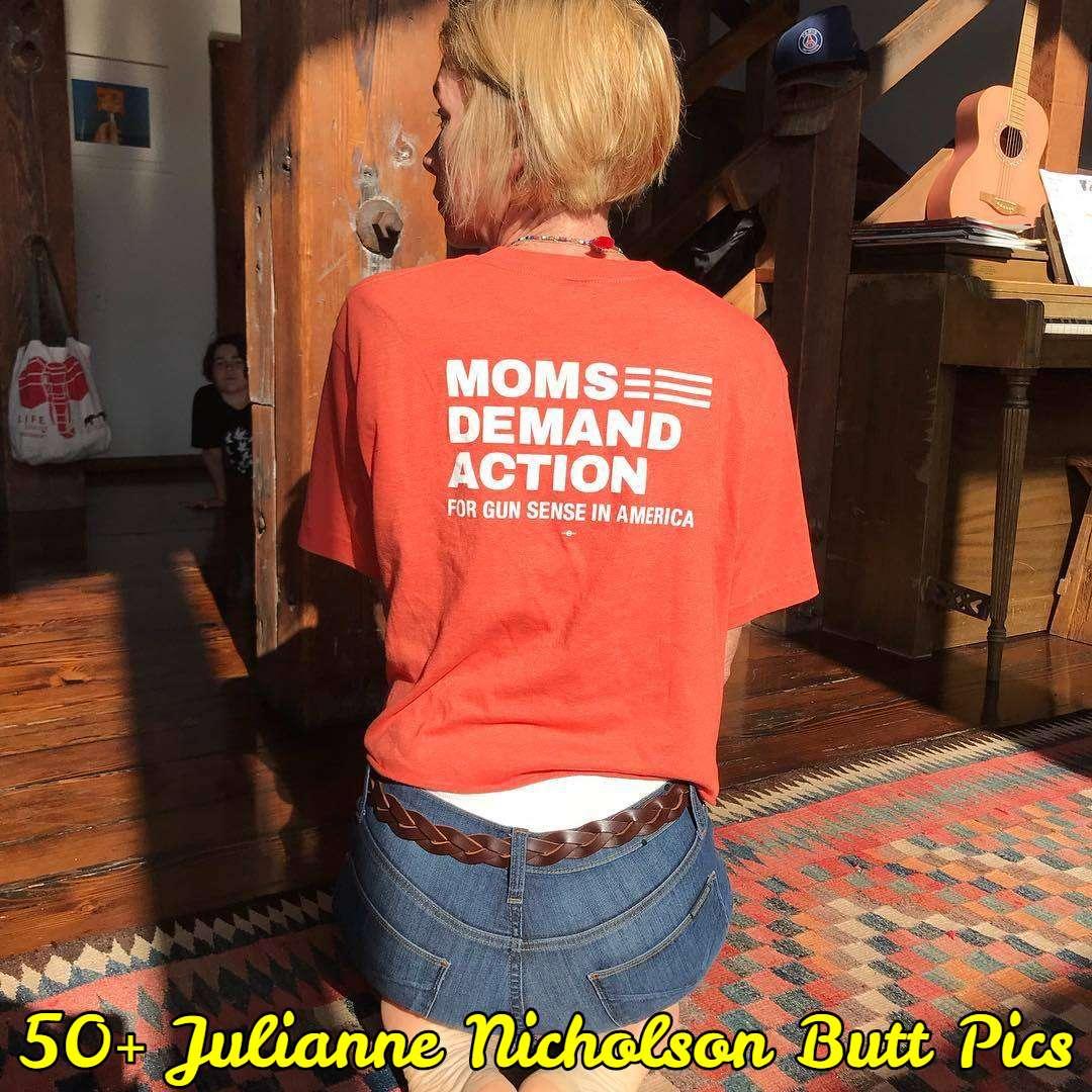 julianne nicholson butt pics