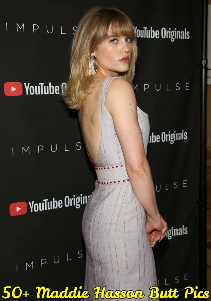 maddie hasson butt pics