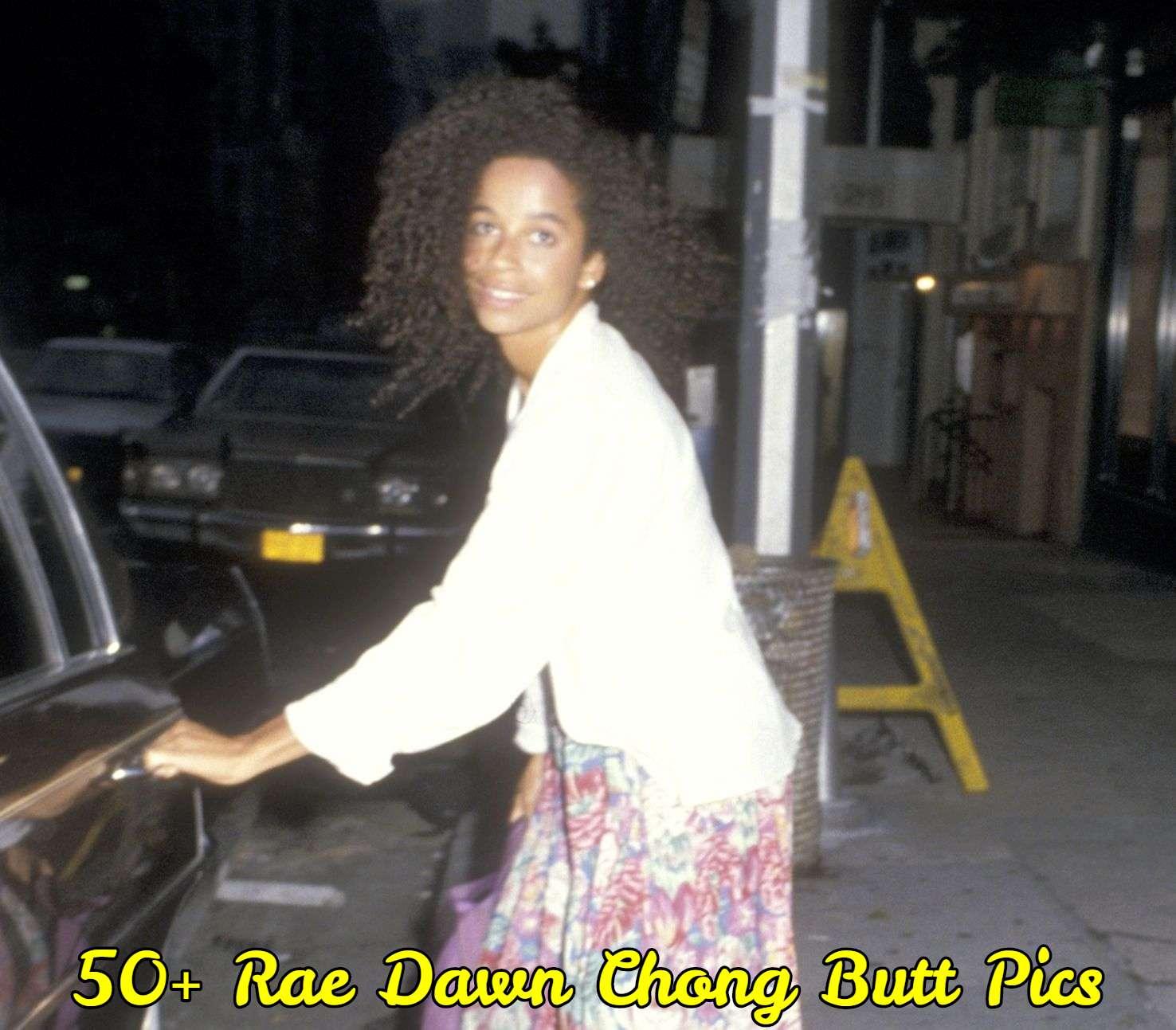 rae dawn chong butt pics