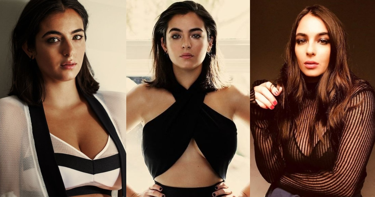 51 Alanna Masterson Hot Pictures Are Undisputable And Remarkable