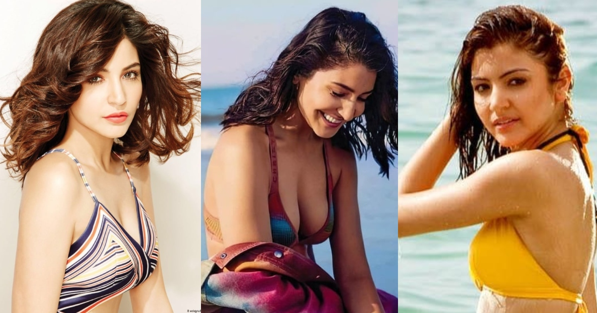 51 Anushka Sharma Hot Pictures Will Keep You Mesmerized